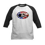 USS SCRANTON Kids Baseball Jersey