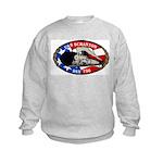 USS SCRANTON Kids Sweatshirt