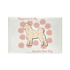 Karelian Happiness Rectangle Magnet (10 pack)
