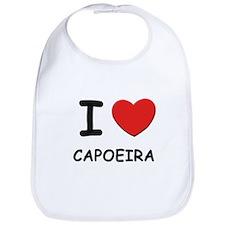 I love capoeira  Bib