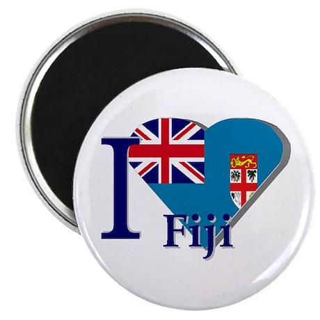 I love Fiji Magnet