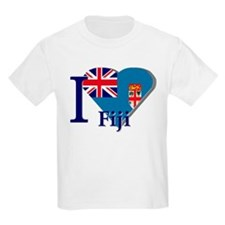 I love Fiji T-Shirt