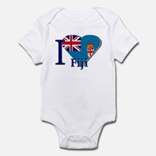 I love Fiji Infant Bodysuit