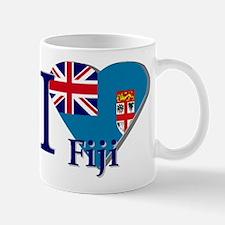 I love Fiji Mug