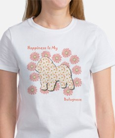 Bolognese Happiness Women's T-Shirt