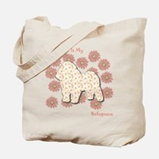 Bolognese Happiness Tote Bag