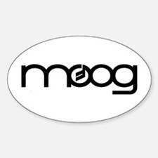 Moog Of Music. Decal