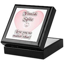 Spitz Love U Keepsake Box