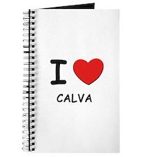 I love calva Journal