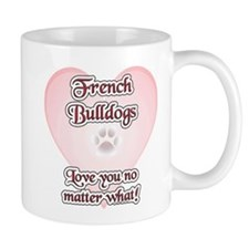 Frenchie Love U Coffee Mug