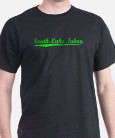 Vintage South Lake.. (Green) T-Shirt