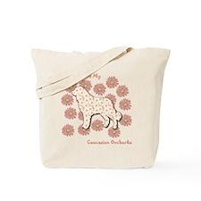 Caucasian Happiness Tote Bag