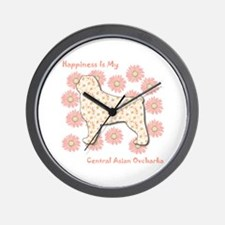 CAO Happiness Wall Clock