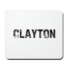 Clayton Mousepad
