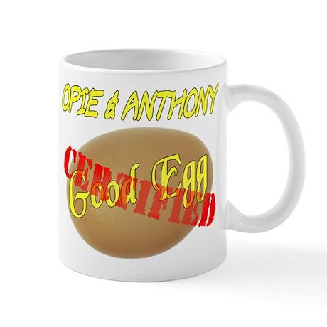 Stamped Good Egg Mug
