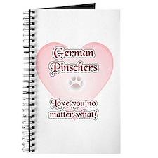 Pinscher Love U Journal