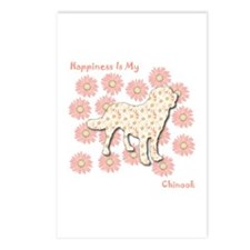 Chinook Happiness Postcards (Package of 8)