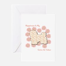 Coton Happiness Greeting Cards (Pk of 10)