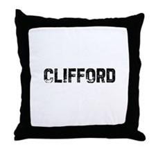 Clifford Throw Pillow