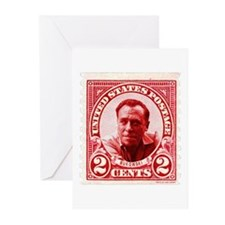 Bukowski 2 Cents Greeting Cards (Pk Of 20)