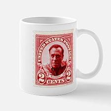 Bukowski 2 Cents US Postal Mug