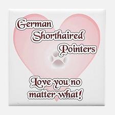 GSP Love U Tile Coaster