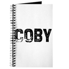 Coby Journal