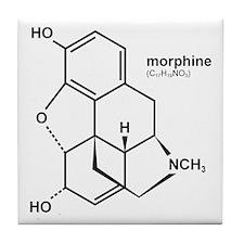 Morphine Tile Coaster