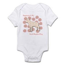 Shepherd Happiness Infant Bodysuit