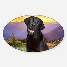Labrador Meadow (laptop) Decal