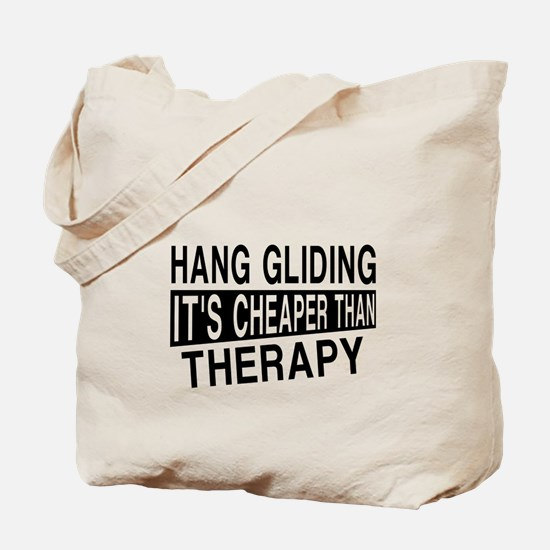Awesome Hang Gliding Player Designs Tote Bag