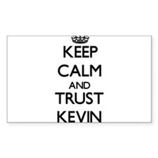 Keep Calm and TRUST Kevin Decal