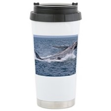 Breaching Humpback Travel Mug