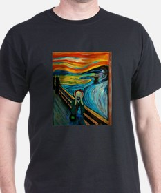 MINDFUL SCREAM T-Shirt