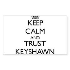 Keep Calm and TRUST Keyshawn Decal