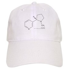 Nicotine Baseball Cap