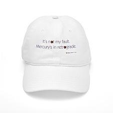 Mercury's in Retrograde Baseball Cap