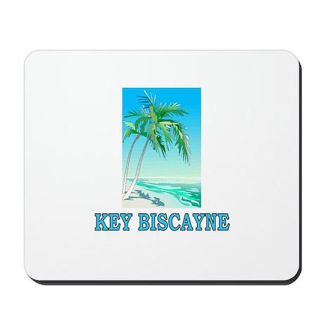 Key Biscayne, Florida Mousepad