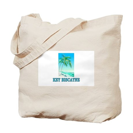 Key Biscayne, Florida Tote Bag