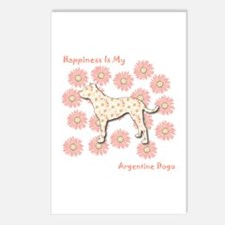Dogo Happiness Postcards (Package of 8)