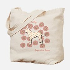 Dogo Happiness Tote Bag