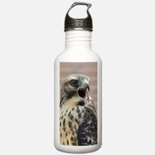 Red-tailed Hawk Water Bottle