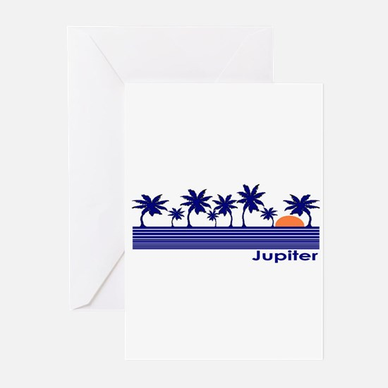 Jupiter, Florida Greeting Cards (Pk of 10)