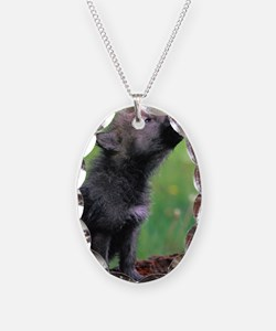 Wolf Cub Necklace
