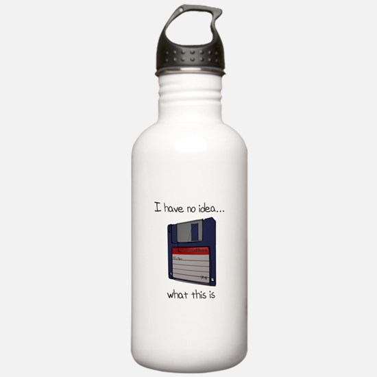 I have no idea what this is Sports Water Bottle