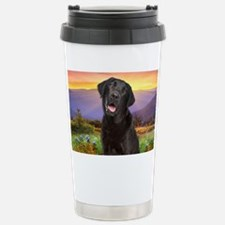Labrador Meadow (tote) Stainless Steel Travel Mug