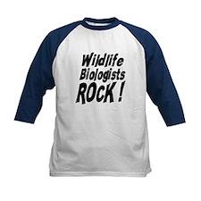 Wildlife Biologists Rock ! Tee