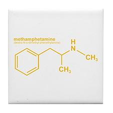 Methamphetamine Tile Coaster