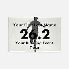 Customizable Running/Marathon Magnets