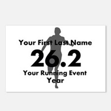 Customizable Running/Marathon Postcards (Package o